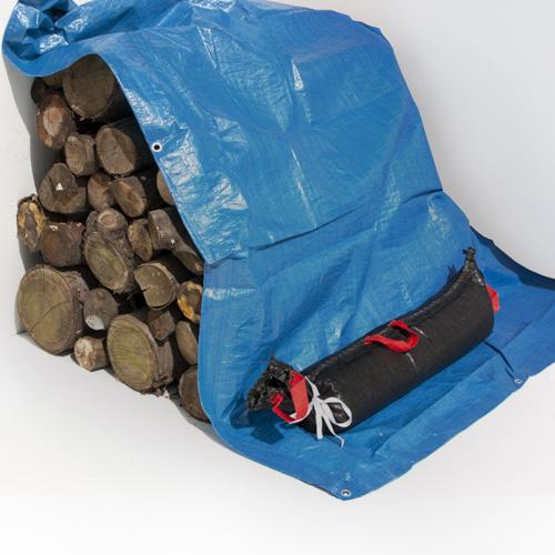 sac de lestage bache hivernage protection jardin