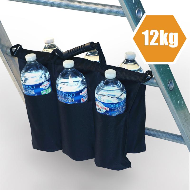Sac de Lestage Bouteilles d'eau 12kg