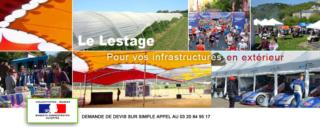 Sac de lestage fete et evenement mairie et collectivite
